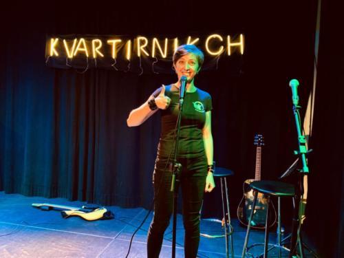 Mamaeva Band in Zurich 22 November 2019